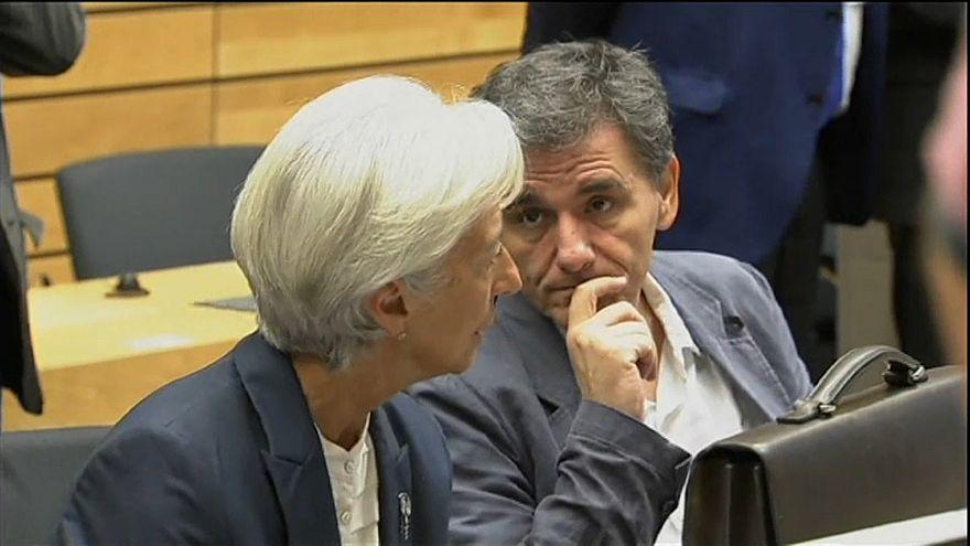 МВФ обеспокоен госдолгом Греции