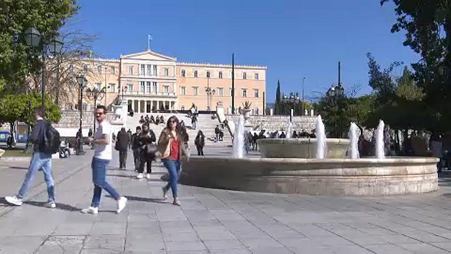 Biztató a görög adósság alakulása