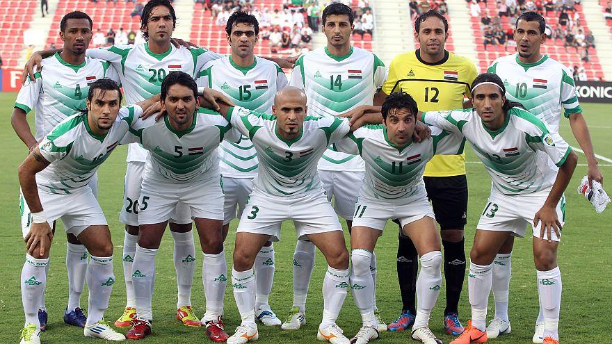 المنتخب العراقي لكرة القدم