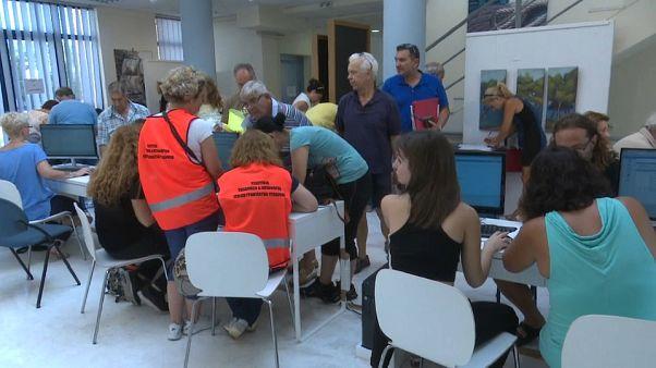Grecia: il governo stanzia sussidi di emergenza per le vittime degli incendi