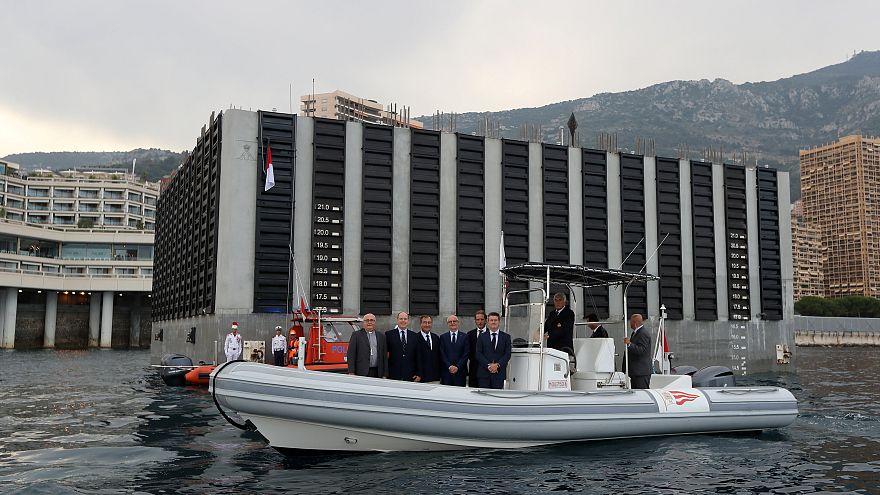 Áttelepítik a tengeri élővilágot Monaco terjeszkedése miatt