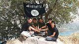 دعوای داعش و مقامات تاجیکستان؛ داعش ویدئویی از بیعت مهاجمان منتشر کرد