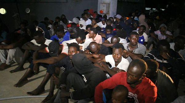 108 hommes et femmes refoulés en Libye