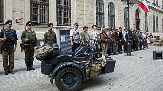 A varsói felkelés Budapesten