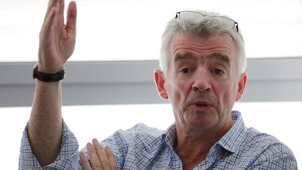 Líder da Ryanair ameaça deslocar operações