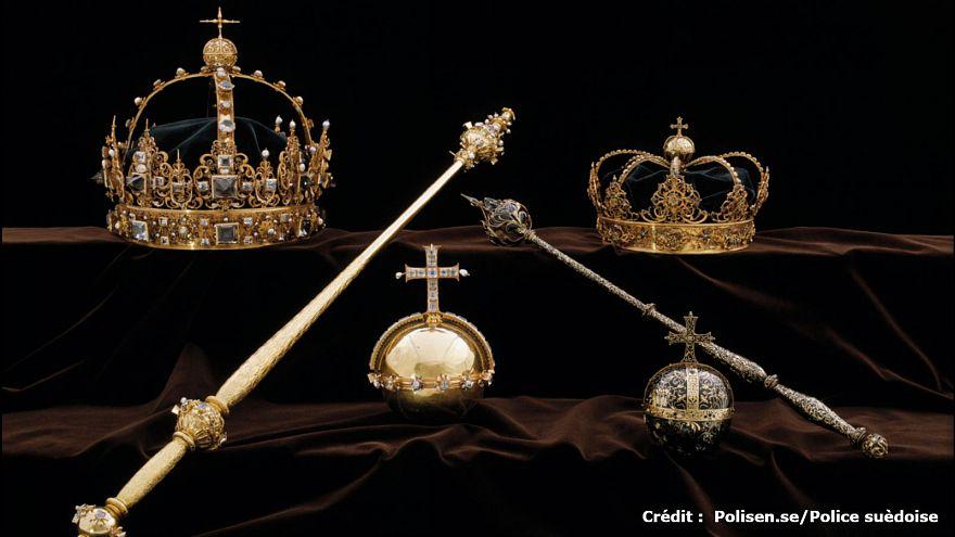 Suède : un trésor royal volé dans une cathédrale