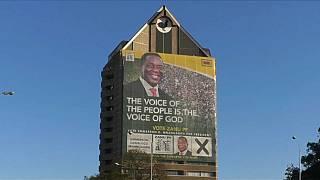 Tensions remain high in Zimbabwe as election result is awaited