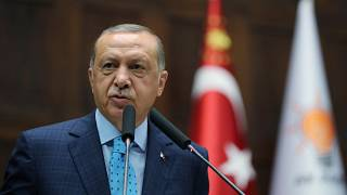 إردوغان: لغة الولايات المتحدة الأميركية التهديدية لن تفيد أحداً