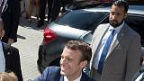 Macron és Benalla még 2017 júniusában