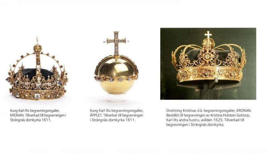 Las joyas de la Corona de Suecia robadas en un atraco de película