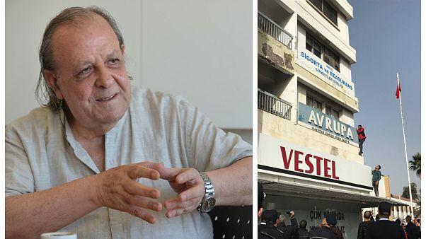 """""""Σουλτάνος"""" και στα κατεχόμενα ο Ερντογάν - Στήριξη Κυπριακής Δημοκρατίας σε Λεβέντ"""