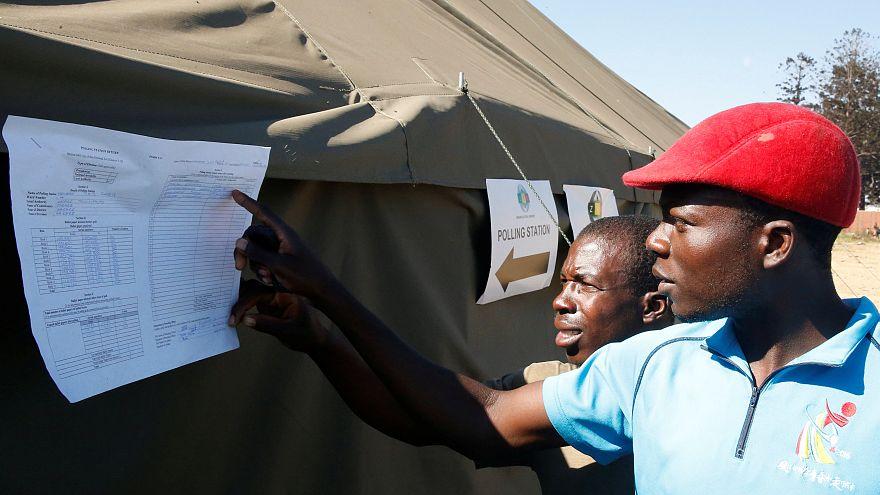 Zimbabwe : le parti au pouvoir obtient la majorité absolue à l'assemblée nationale