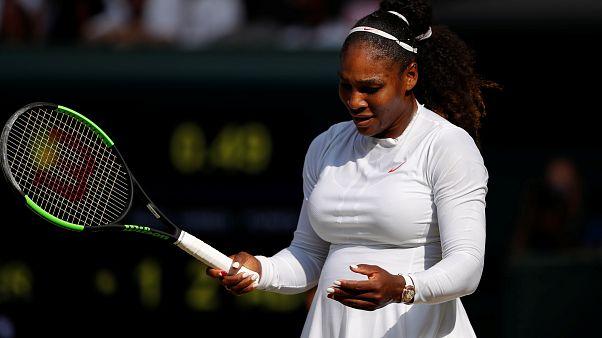 Tennis : Serena Williams subit la plus grosse défaite de sa carrière