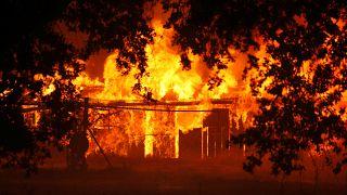 ΗΠΑ: Φονικές πυρκαγιές στην Καλιφόρνια
