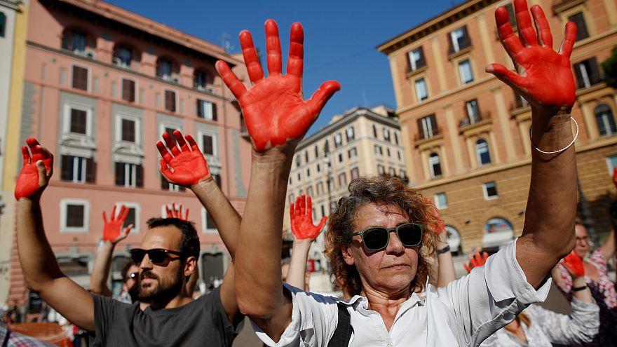 تقرير: تصاعد جرائم الكراهية ضد المهاجرين في إيطاليا