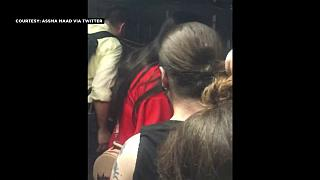 خرابی مترو در پاریس؛ صدها مسافر از گرمای درون تونل نجات یافتند