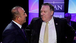 ABD-Türkiye krizi: Çavuşoğlu ile Pompeo arasında kritik görüşme