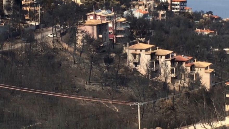 El Gobierno griego demolerá miles de construcciones ilegales