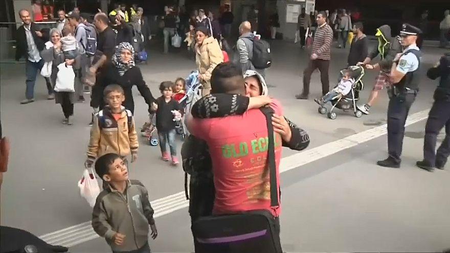 جدل حول لم شمل أسر اللاجئين السوريين في ألمانيا