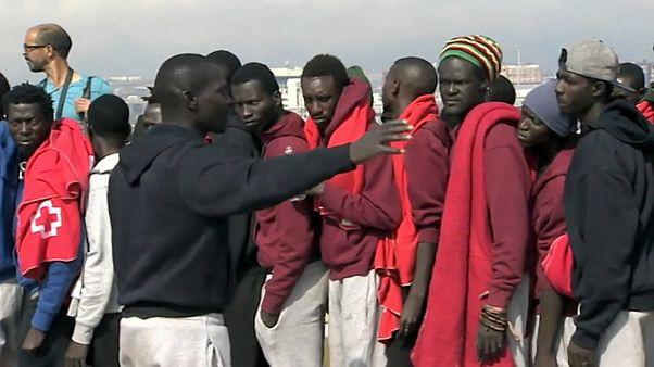 La UE aboga por financiar la labor que frene la llegada de inmigrantes a España desde Marruecos