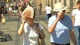 Spagna e Portogallo: caldo eccezionale e rischio incendi