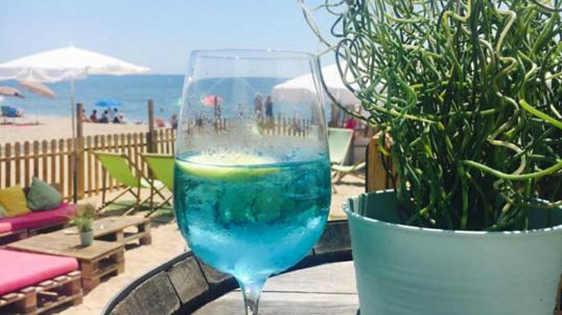 Sacre blue! French come up with a natural turquoise-coloured wine
