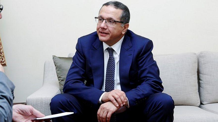 وزير المالية والاقتصاد المغربي المعزول محمد بوسعيد
