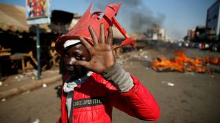 La situation dégénère au Zimbabwe