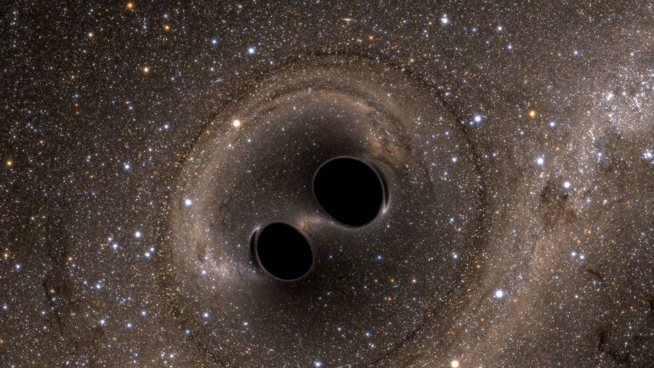 Einstein's theory of relativity aces its first black hole test