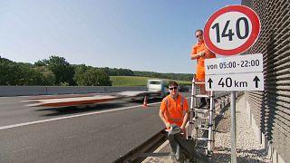 L'Autriche teste la vitesse à 140km/h sur autoroute