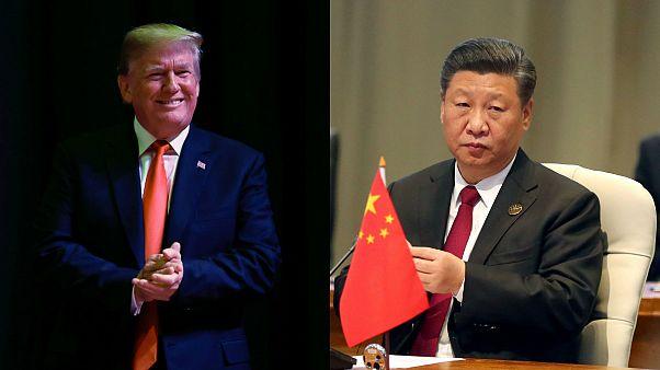 Ticaret savaşında son adım ABD'den: Çin'e vergi oranı yüzde 25'e çıkıyor