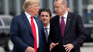 Τουρκία - ΗΠΑ: Ρήξη με αφορμή την υπόθεση του Αμερικανού πάστορα