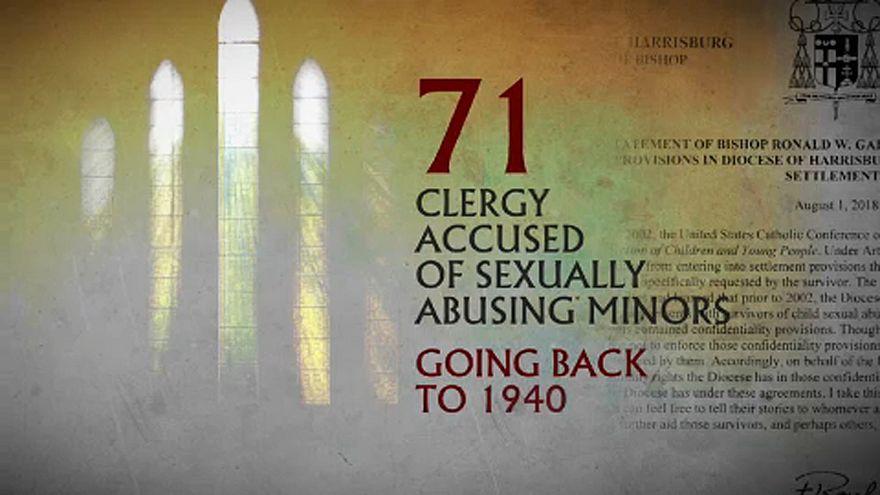 Papi zaklatások Pennsylvániában