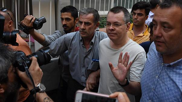 Анкара-Вашингтон: стычка из-за пастора
