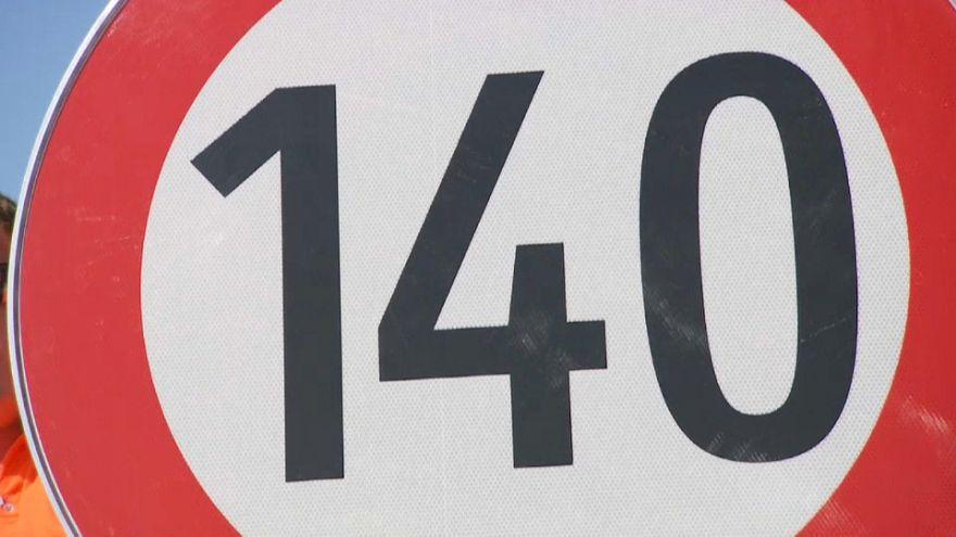 Testweise Tempo 140 auf Österreichs Autobahnen