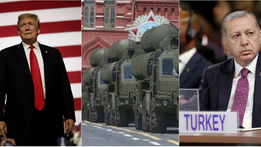 """""""Türkiye'nin S-400 alması ABD için felaket olur"""""""