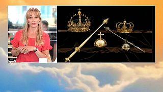 SWEDEN JEWEL HEIST: Crown Jewels from Sweden have been stolen by thieves