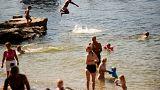 Κίτρινος συναγερμός στην Κύπρο για καύσωνα – Καταιγίδες στην Ελλάδα!