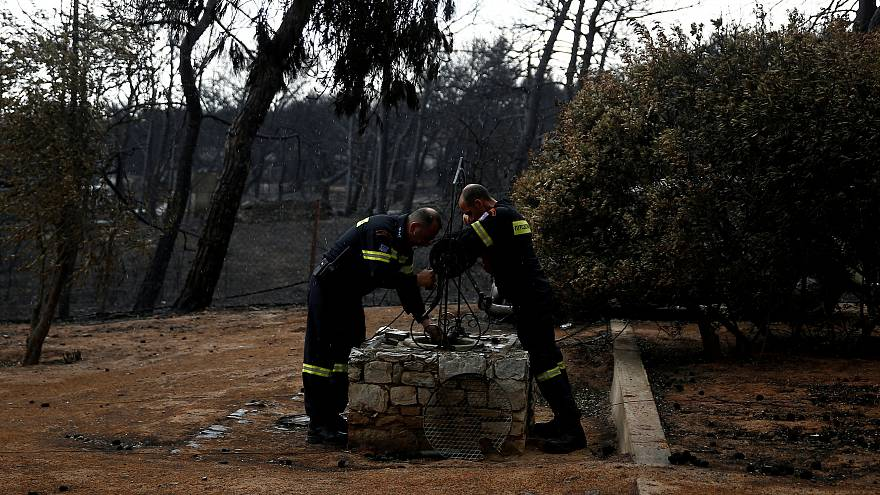Family of couple who lost their lives in Greek wildfires sue authorities