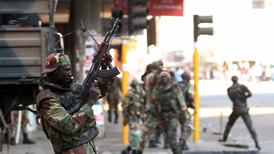 Zimbabweans unite over anti-violence sentiment, regardless of political stance   The Cube