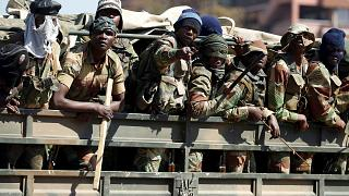 Zimbabwe: Tense but quiet, a day after violence broke out Wednesday