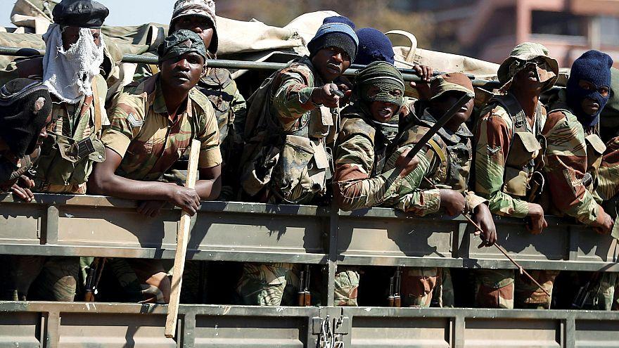 Напряжённое ожидание в Зимбабве