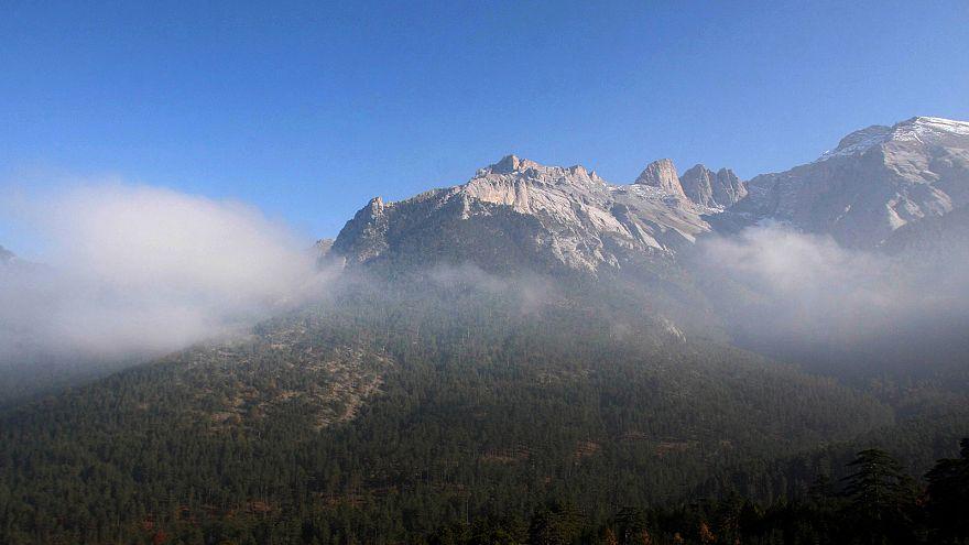 Όλυμπος: Στο «μυθικό» βουνό αφιερωμένο το Doodle της Google