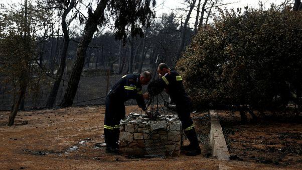 Büntetőeljárást indítottak az erdőtüzek két áldozatának rokonai