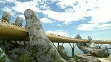 Brücke in guten Händen