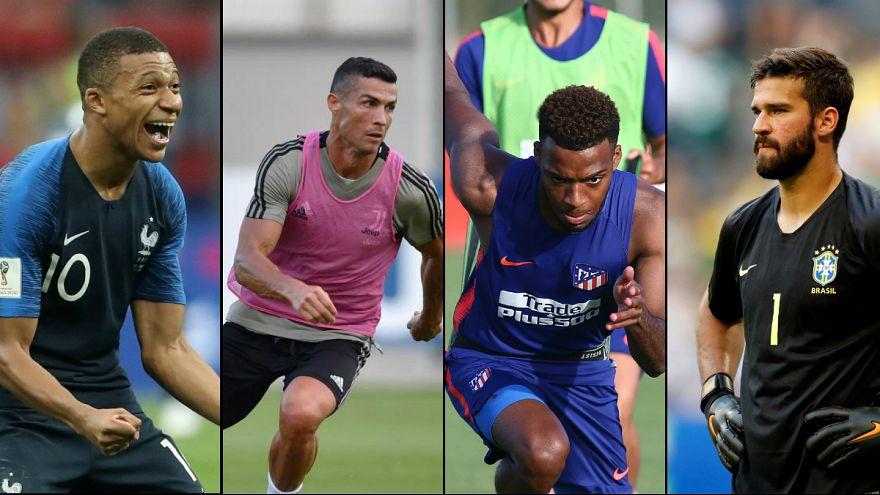 Mercado de transferências 2018 19  Ronaldo foi a surpresa e Kepa o ... 46a9a4bc51389