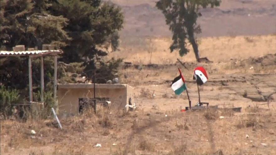 Israels Militär tötet sieben mutmaßliche Terroristen im syrischen Grenzgebiet