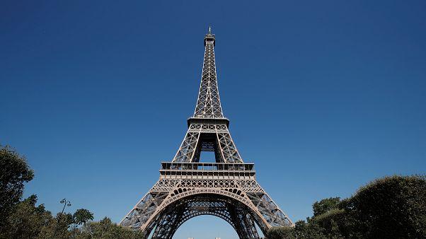 La tour Eiffel reste fermée par la grève