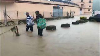 L'île de Grenade subie d'importantes inondations