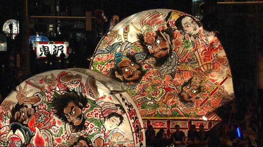 جشنواره نپوتا، میراث فرهنگی ژاپن